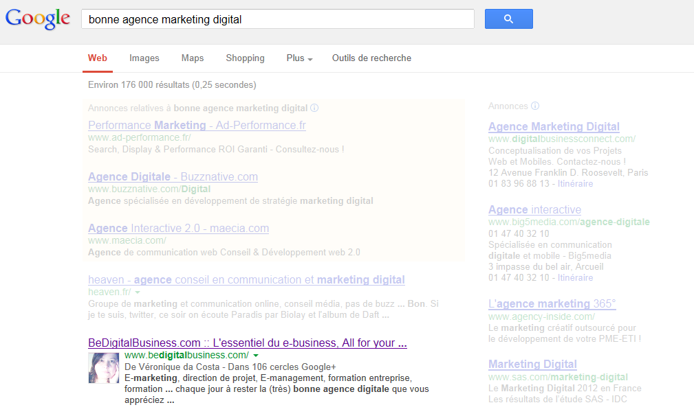 bonne agence marketing digital bedigitalbusiness