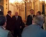 Ambassadeur Droits de l'homme, Maire Issy Val de Seine...