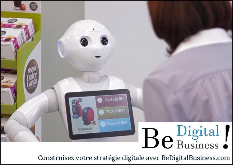 La robolution impacte-t-elle les stratégies digitales ?